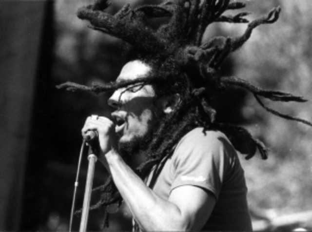 Bob Marley writes Redemption Song
