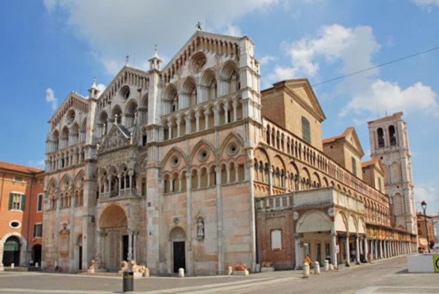 Ferrara e Bolonha
