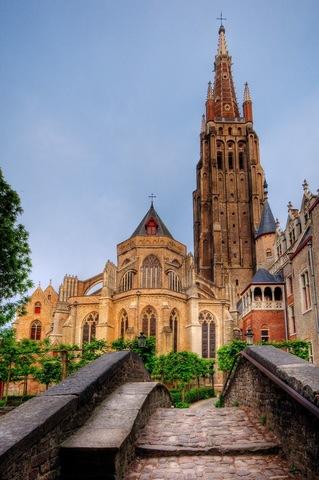 Viagem a Bruges