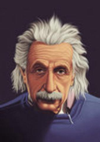 Einstein stated theory of relativity