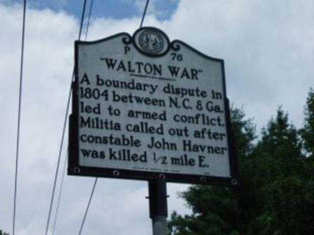 Walton war, chap 11