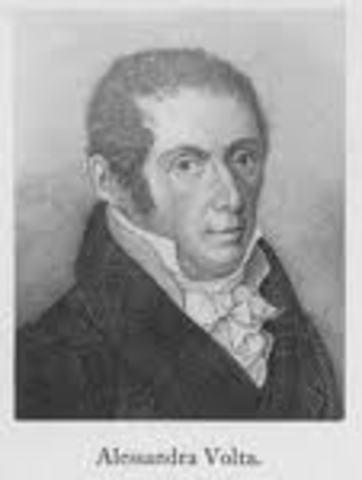 Conde Alessandro Volta