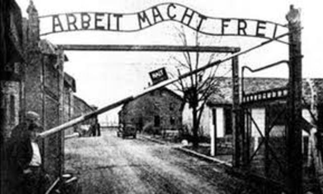 The Holocaust Ends