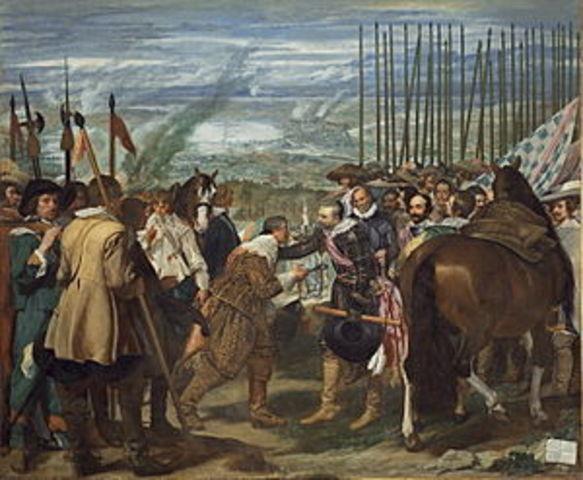 Asedio de Breda