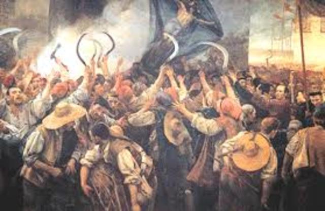 Asesinato del virrey catalán