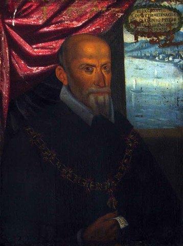 Intento fallido del duque de Medina Sidonia