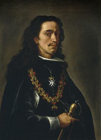 Juan José de Austria, nuevo valido