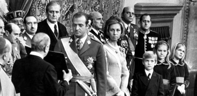 Rey de España don Juan Carlos I