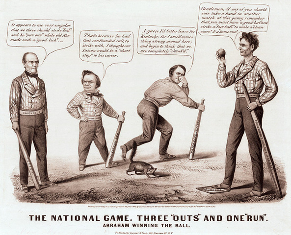 The Presidential Election of 1860
