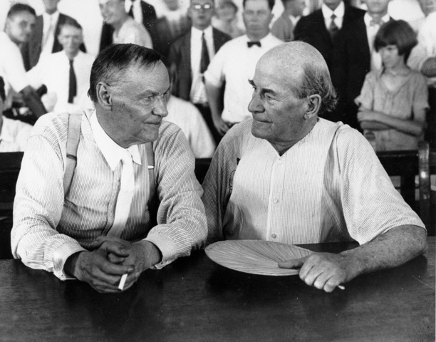 Scopes v. Tennessee (Scopes Trial)