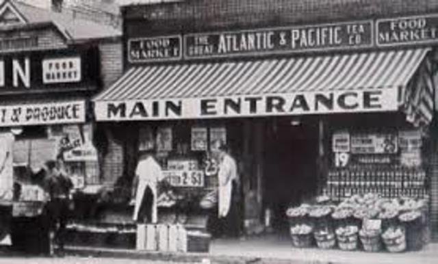 Supermarket & Department Store