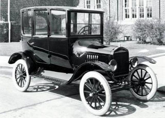 Model T (Automobile)