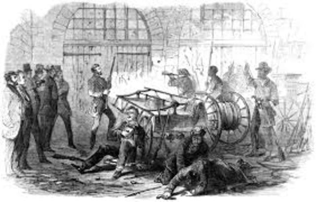 Pt 1 Raid on Harpers Ferry