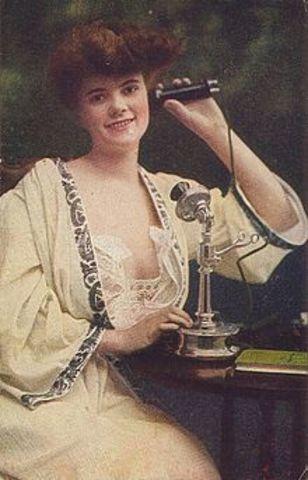 Invenció del telèfon