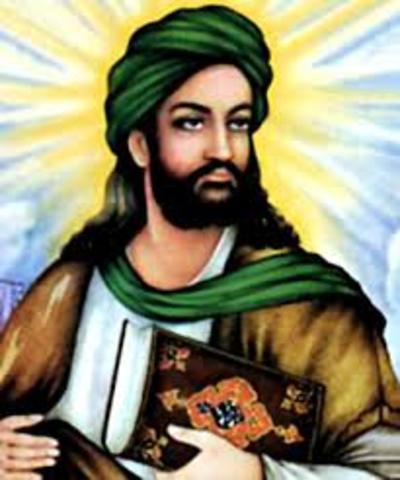 Muhammad was born