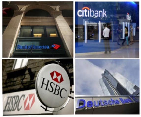 Bank of America, Citibank, HSBC y Deutsche Bank proporcionaron servicios de Banca Privada d'Andorra