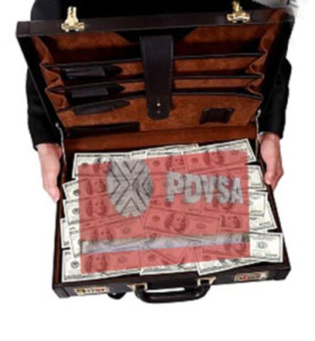 Se creó enorme entramado de empresas de maletín para lavar fondos de Pdvsa