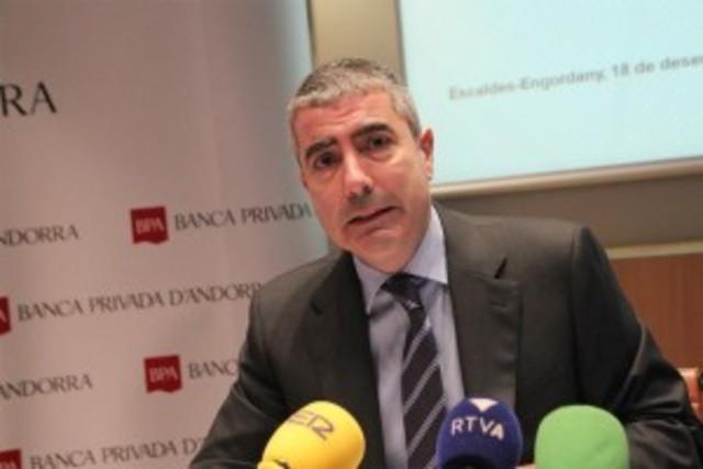 Cae primer detenido en caso de Banca Privada de Andorra