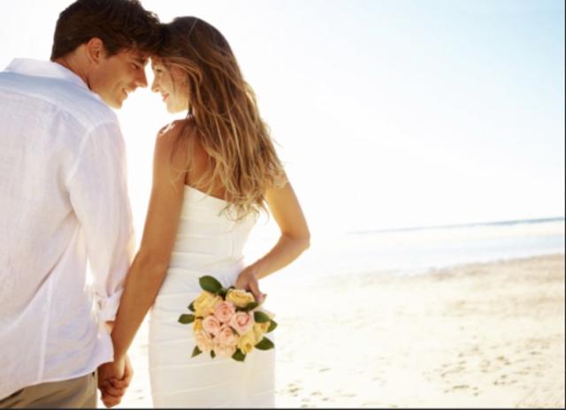 Anja and Vladek get married