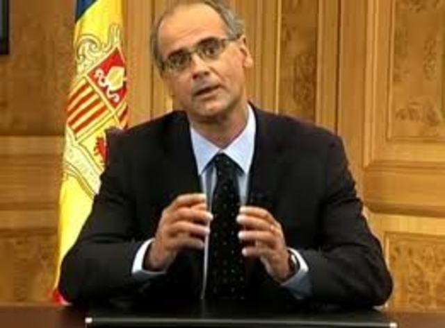 EEUU llevaba meses alertando a Andorra sobre movimientos financieros