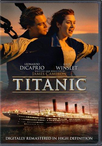 Titanic premiers