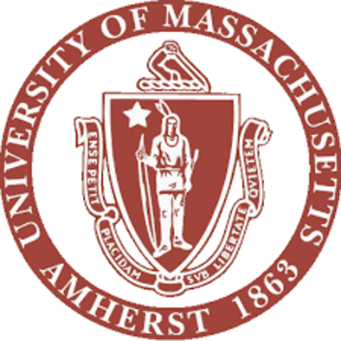 Andrea goes to college at the University of Massachusetts