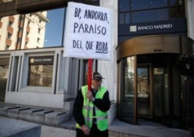 Una veintena de acusados por lavado de dinero en el caso Banca Privada de Andorra