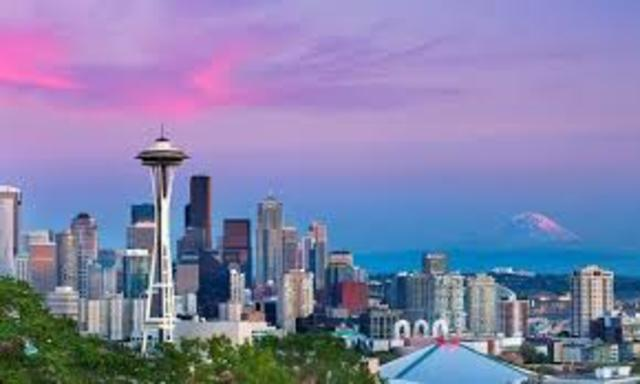 Andrea moves to Seatle