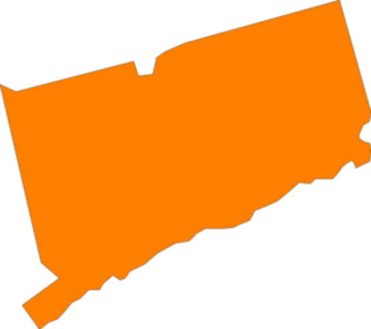 Andrea moves to Hamden, Connecticut
