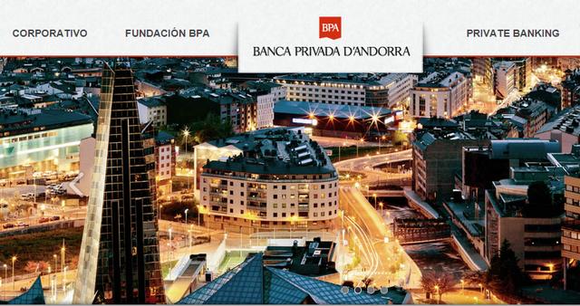 Interventores convocan a clientes sospechosos de BPA a Andorra