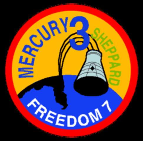 Mercury-Redstone 3 or Freedom 7 Launching (USA)
