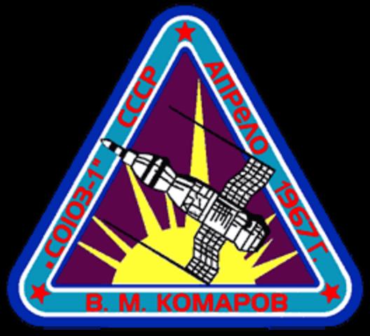 Soyuz 1 Accident (USSR)