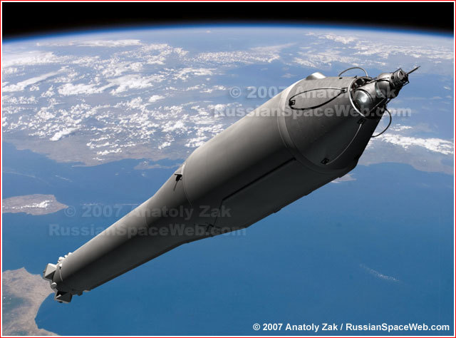 Sputnik 2 Launching (USSR)