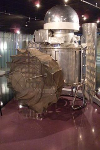 Venera 1 Launch (USSR)