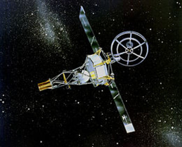 Mariner 2 Launched (USA)