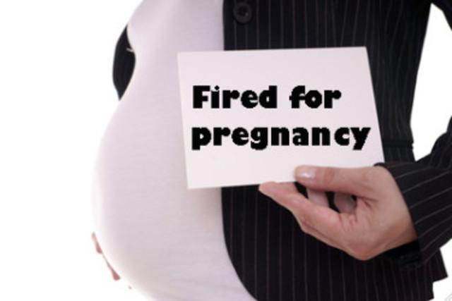The Pregnancy Discrimination Act