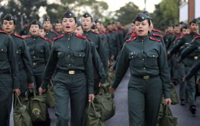 Female Military School