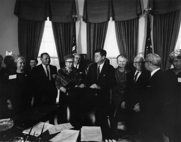 The President's Commission on the Status of Women