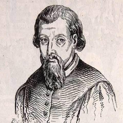 Colón recurre al rey de Portugal, Juan II