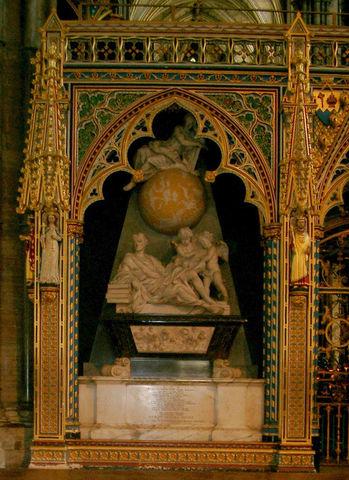 Sir Isaac Newton Death