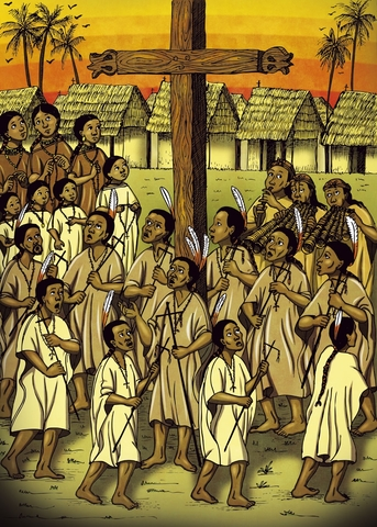 Primeras misiones jesuítas