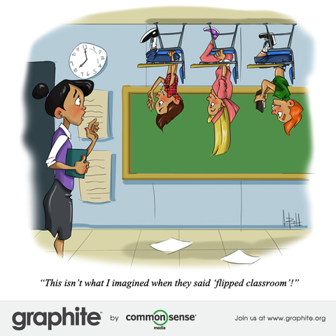 Gamifikazioa eta flipped classroom.