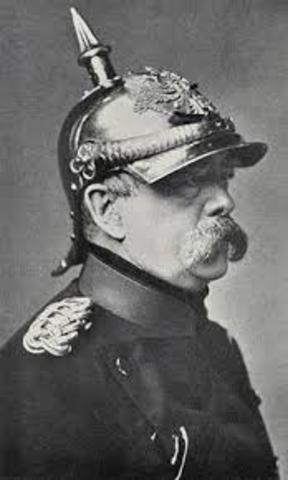 Se destituye a Bismarck