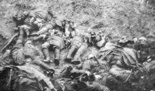 Lucha contra la guerra de 1915