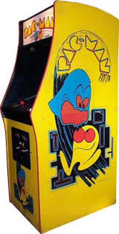Pac-Man is released