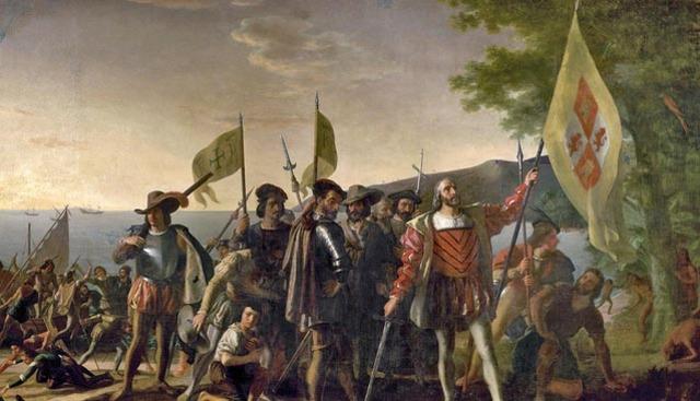 El segundo viaje de Colón