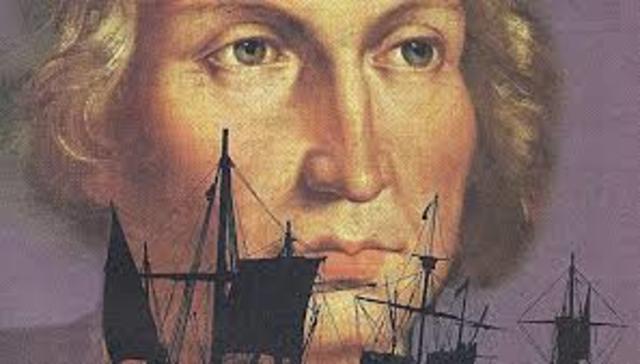Últimos viajes de Colón.