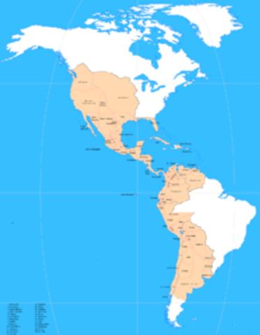 """La América """"definitiva"""""""