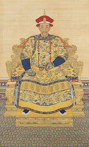 Reign of Kangxi Emperor Begins