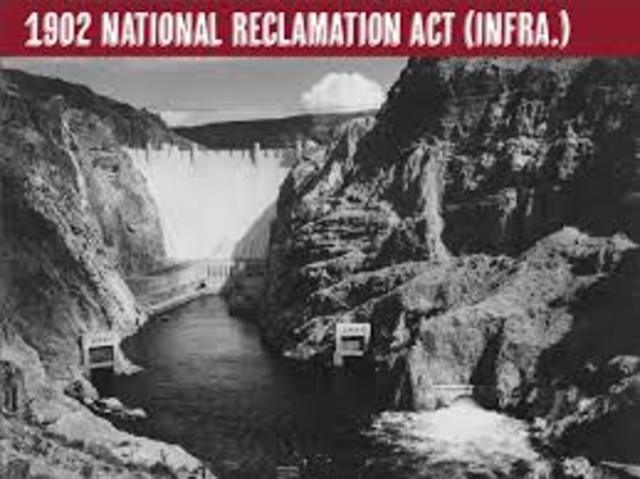 Reclamation Act of 1902
